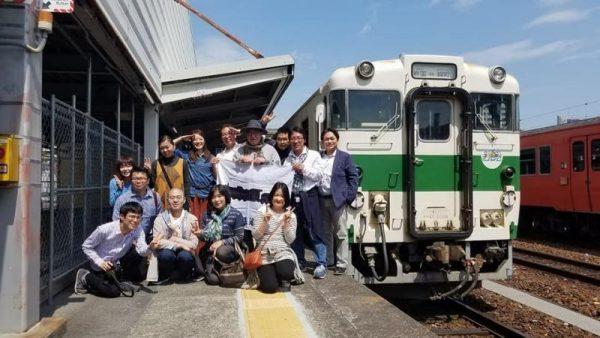 番外編・・・船平山鉄道親交会!