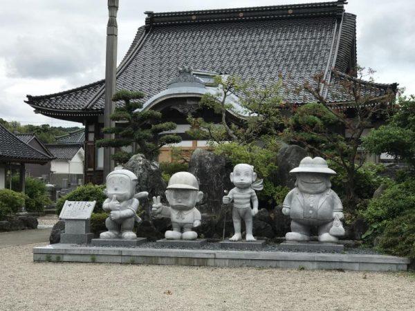 富山紀行 その3 聖地巡礼