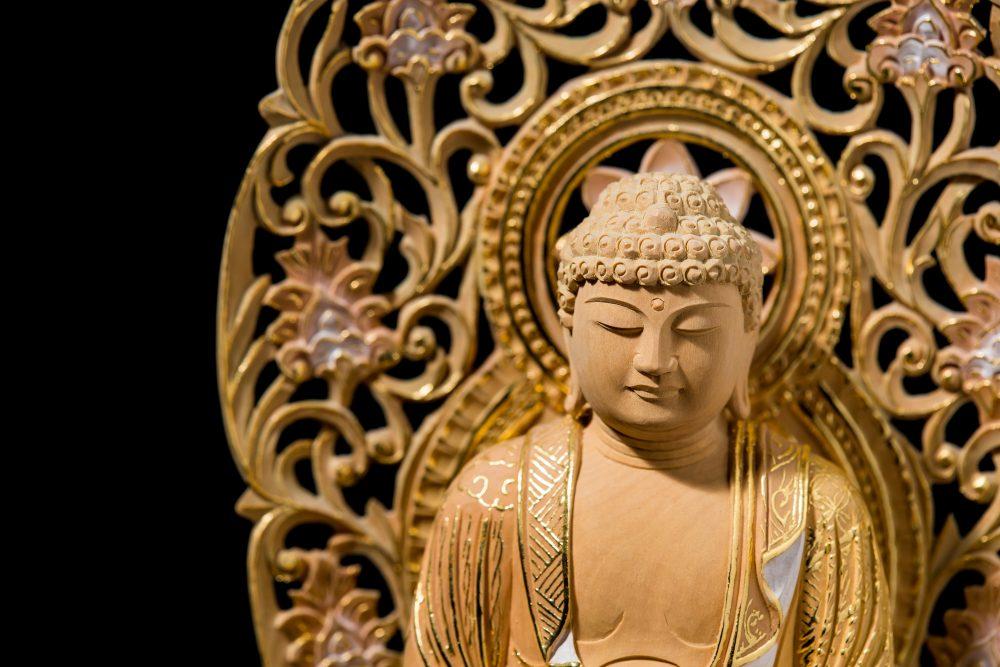 仏像はこうして造られていく