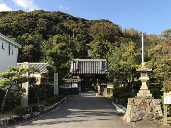 吉良家の菩提寺、華蔵寺 参拝