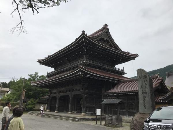 富山探訪 彫刻の聖地・井波