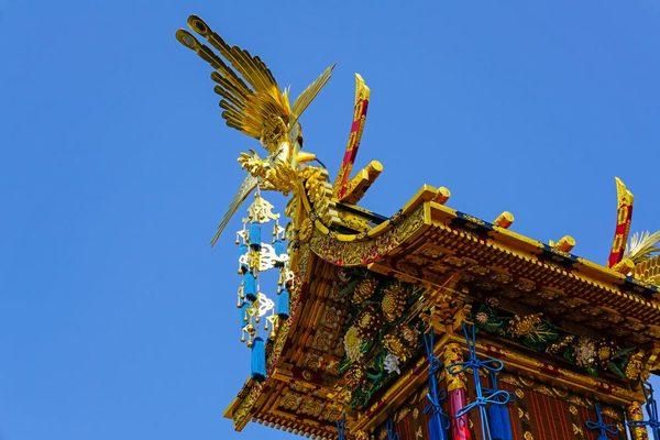 屋台彫刻とは何?基本構造や特徴、製作方法、修復に関して解説します