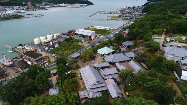 香川県の防災協会との提携(ドローン)