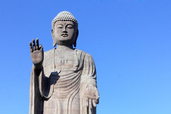 仏像は全部で4種類、それぞれの仏像の役割やおもな仏像を紹介