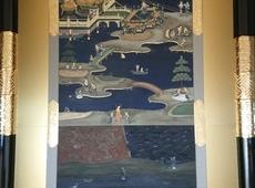 二河百道図(模写) 愛知県